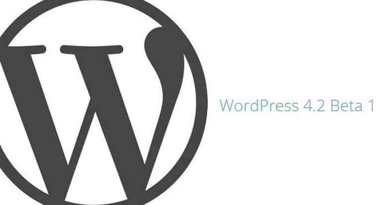 WordPress-4-2-Beta-1