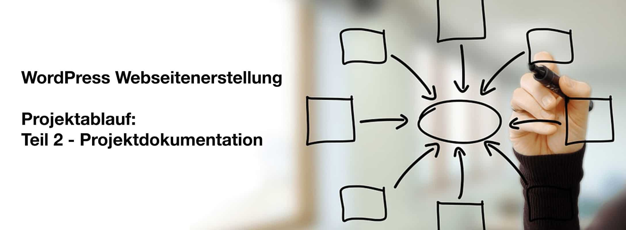 WordPress Webseitenerstellung - Projektablauf: Teil 2 - Projektdokumentation