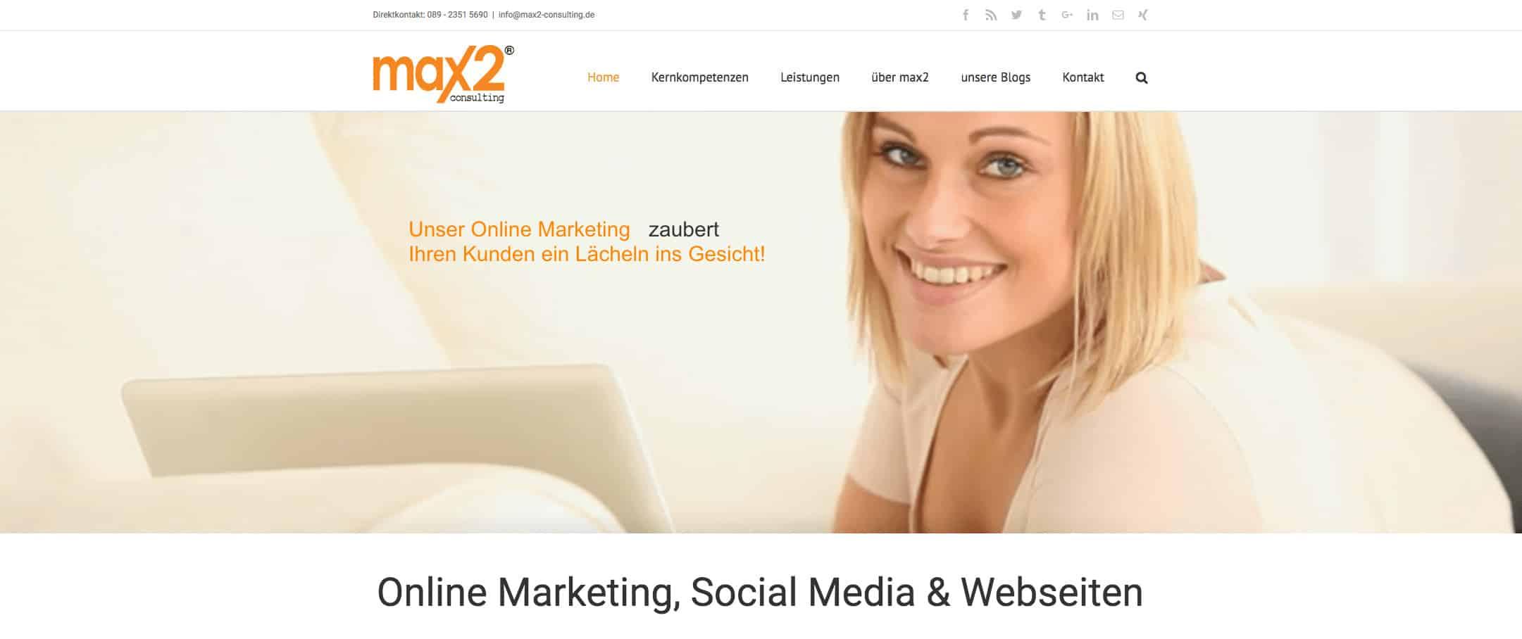 Online Agentur aus München