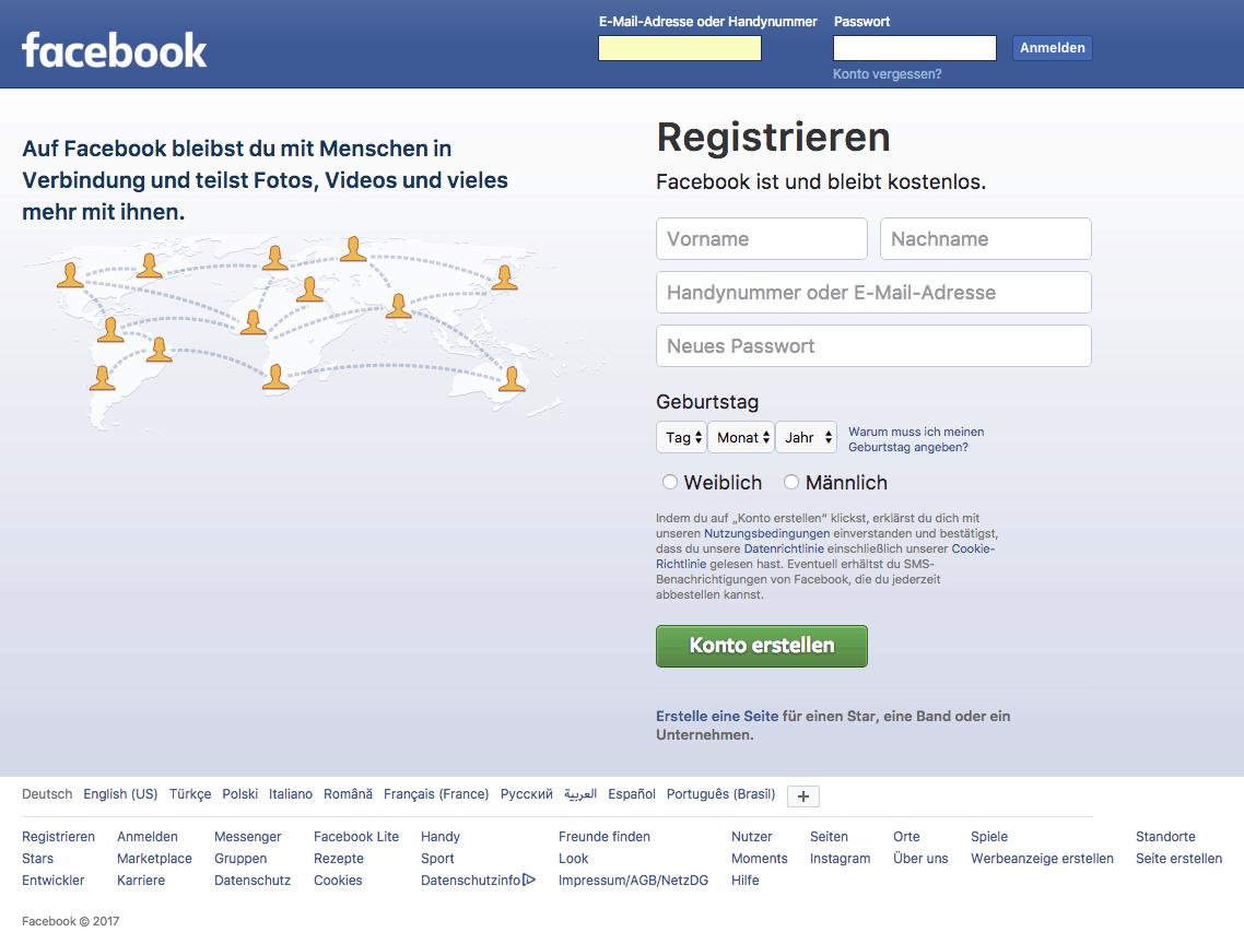 neue Studie: Facebook erfolgreichste Social-Commerce-Plattform