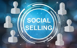 Vertriebsunterstützung und Verkauf über Social Media