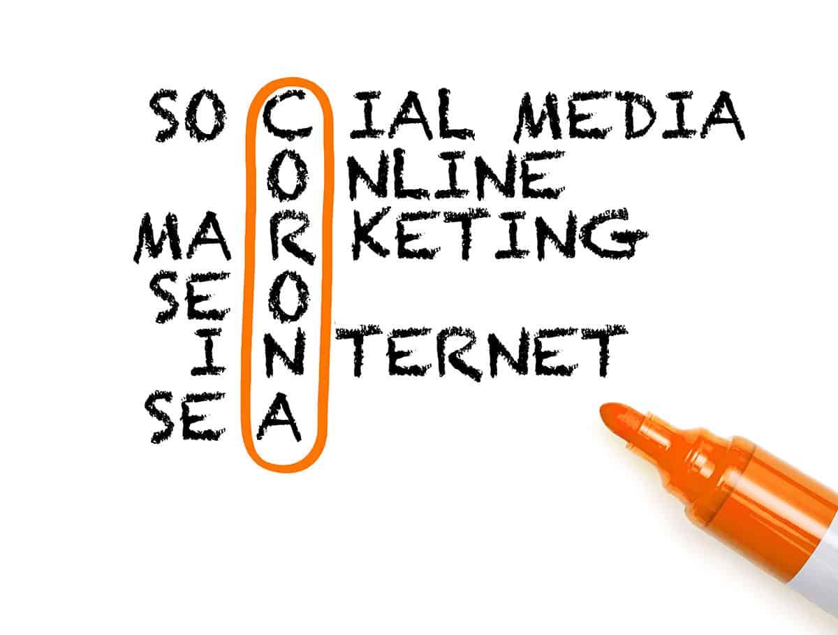 Corona-Krise: Warum jetzt Online-Marketing und SEO große Chancen