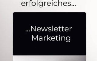PC Screen Newsletter Marketing